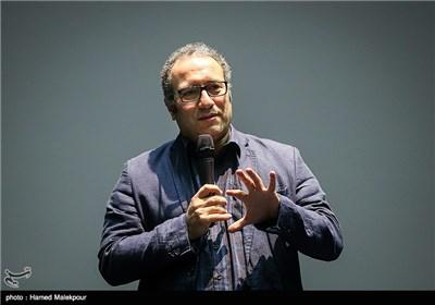 سیدرضا میرکریمی دبیر سی و چهارمین جشنواره جهانی فیلم فجر - پردیس چارسو