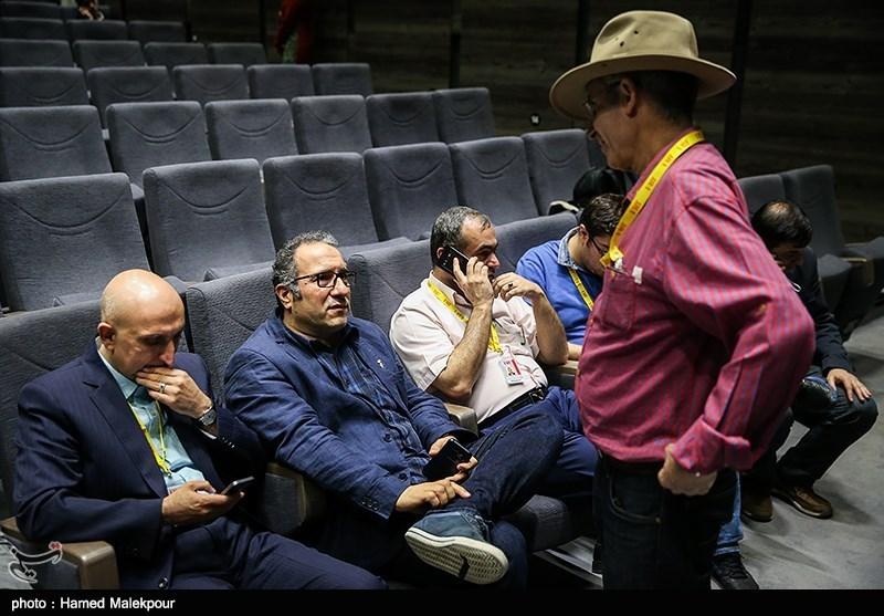 سی و چهارمین جشنواره جهانی فیلم فجر - پردیس چارسو