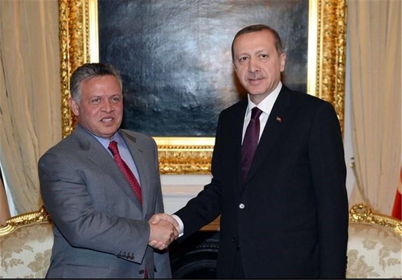 Türkiye İle Ürdün ve Arap Ülkeleri Arasında Nüfuz Rekabeti Var