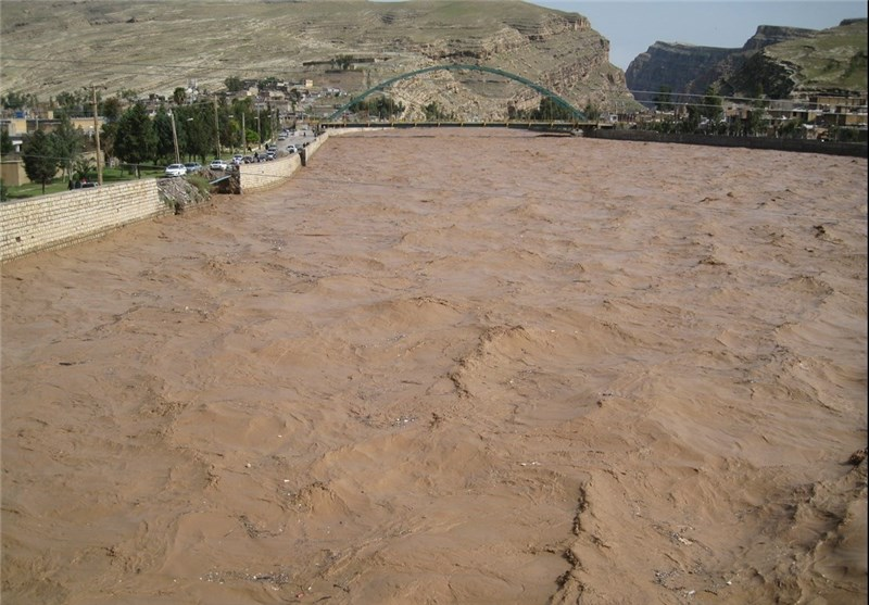 هواشناسی لرستان نسبت به وقوع سیلاب و طغیان رودخانهها هشدار داد