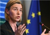 JCPOA Is Working, Must Be Preserved: EU's Mogherini