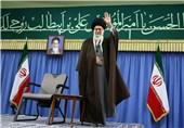 اعضای انجمنهای اسلامی دانشآموزان با امام خامنهای دیدار کردند