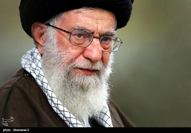 دیدار اعضای اتحادیه انجمنهای اسلامی دانشآموزان با مقام معظم رهبری
