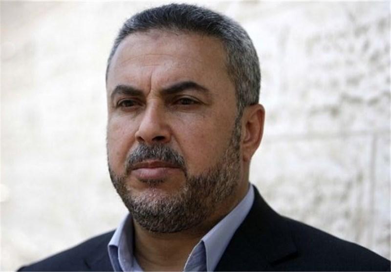 قیادی بحماس یثمن مواقف ایران الداعمة لفلسطین