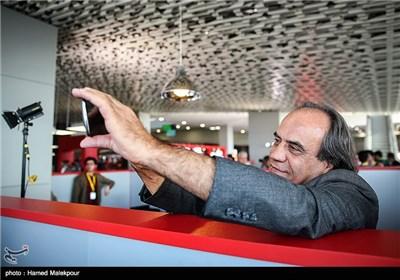 سیفالله صمدیان در اولین روز سی و چهارمین جشنواره جهانی فیلم فجر