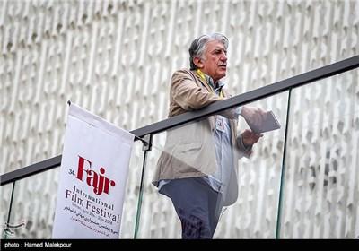رضا کیانیان رئیس کاخ سی و چهارمین جشنواره جهانی فیلم فجر