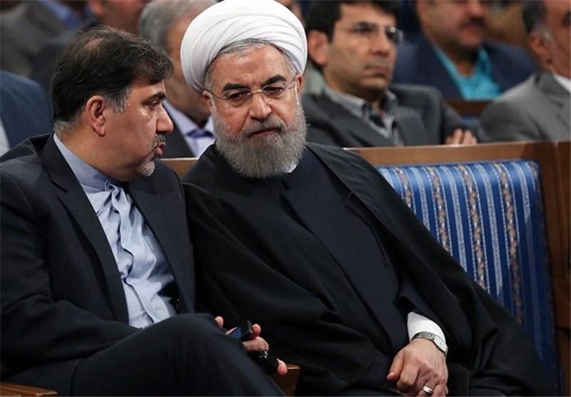 آخوندی و رئیس جمهوری