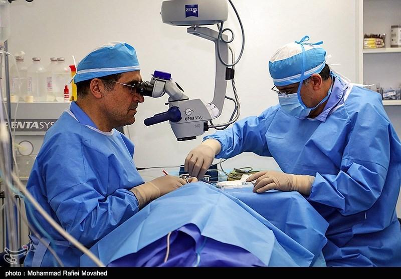 سفر گروه چشم پزشکی نوآوران سلامت به قم
