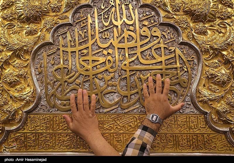 رونمایی از ضریح جدید حرم حضرت ابوالفضل (ع) - کربلا