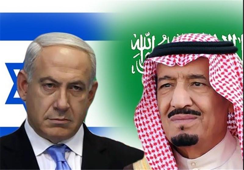 ملک سلمان نتانیاهو عربستان اسرائیل