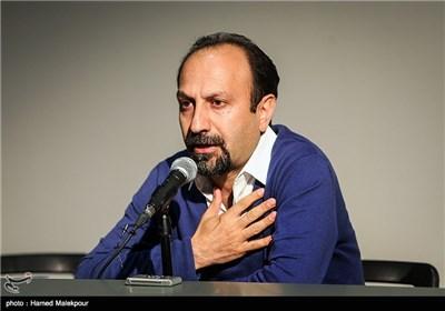 کارگاه آموزش فیلمسازی اصغر فرهادی در دومین روز سی و چهارمین جشنواره جهانی فیلم فجر