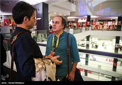 محمدعلی سجادی در دومین روز سی و چهارمین جشنواره جهانی فیلم فجر
