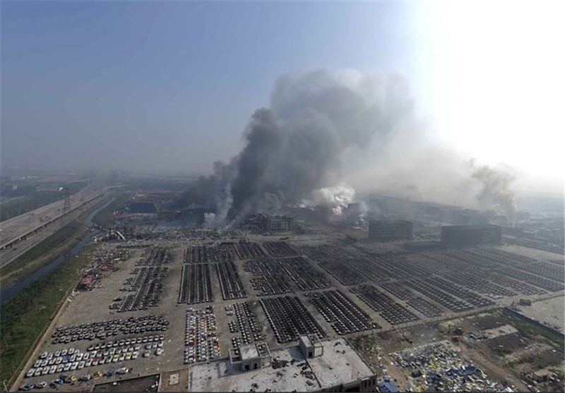Death Toll Rises to 12 from Central China Gas Factory Blast