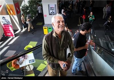 محمود کلاری در سومین روز سی و چهارمین جشنواره جهانی فیلم فجر