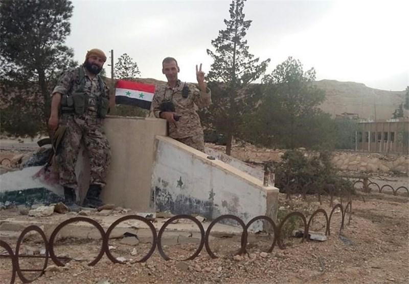 اشتباکات بریف دمشق و غارات على مواقع الإرهابیین فی إدلب