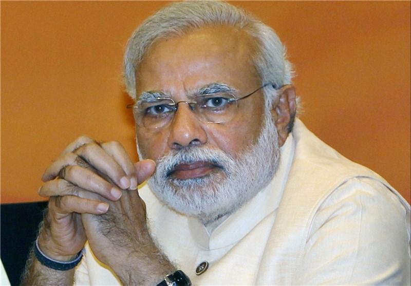 مودی نخست وزیر هند