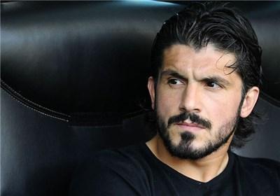 گتوسو: با وجود پیروزی از بازیکنانم گله دارم