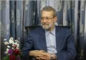 تبریک لاریجانی به رئیس جدید پارلمان عراق