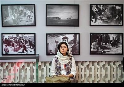 دیبا زاهدی در چهارمین روز سی و چهارمین جشنواره جهانی فیلم فجر