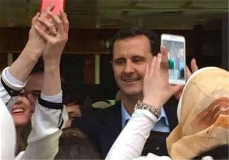 ABD'nin Şam Eski Büyükelçisi: Esad'ın Zaferi Bir Geçektir Bunu Kabullenmeliyiz
