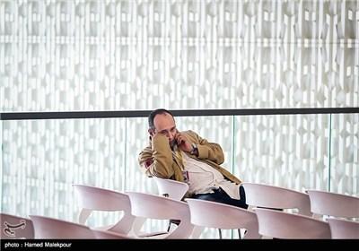 مازیار میری مدیر بخش دارالفنون سی و چهارمین جشنواره جهانی فیلم فجر
