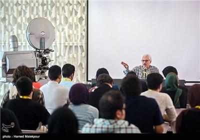 کارگاه آموزشی مجتبی راعی در پنجمین روز سی و چهارمین جشنواره جهانی فیلم فجر