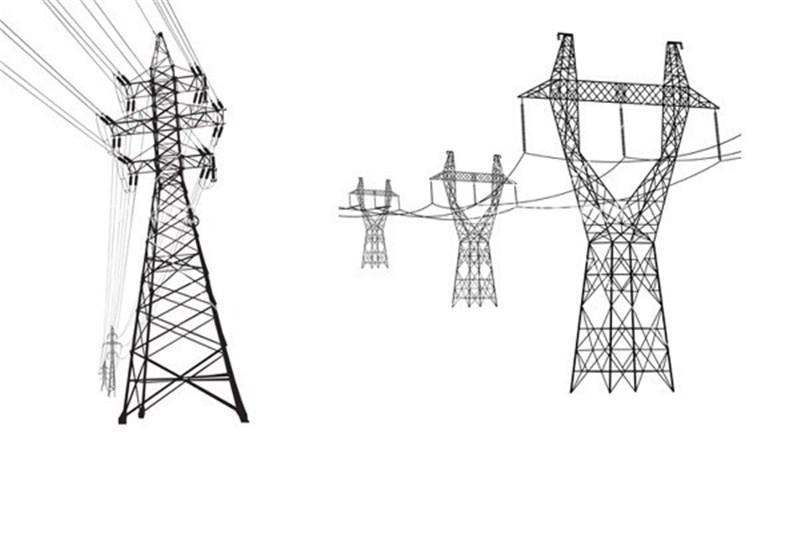 دکل - برج - مخابرات - برق