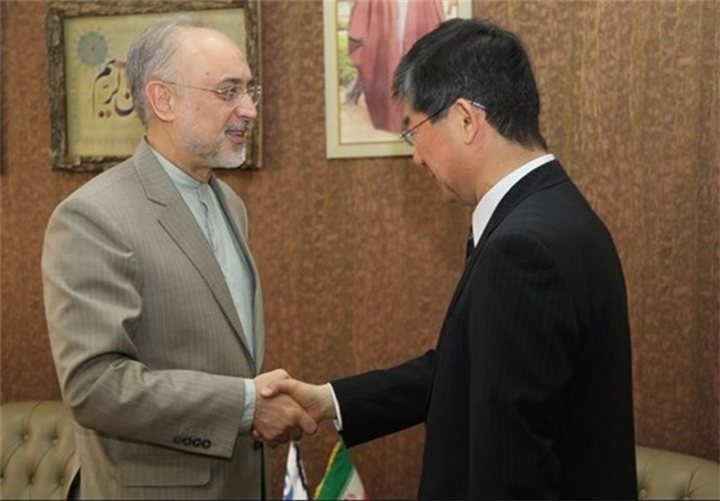Iranian, Japanese Officials Discuss Tehran-Tokyo Cooperation in Nuclear Energy Fields