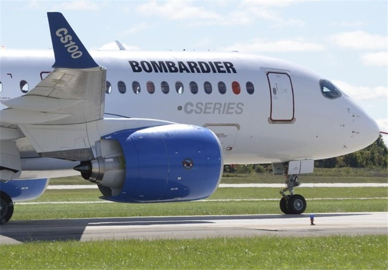 Canada's Bombardier Says in Talks with Iran over Plane Sale