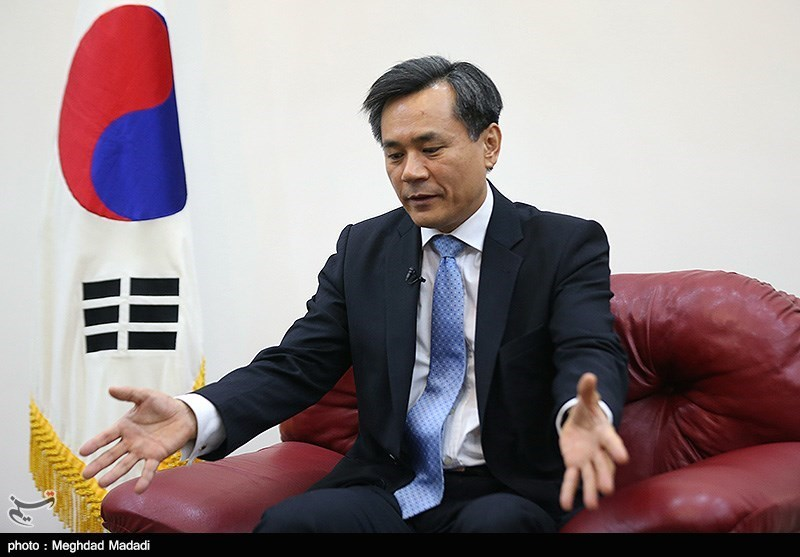 S. Korean Envoy Urges West to Help Resolve Iran's Banking Problems after JCPOA