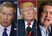 2 نامزد جمهوریخواه علیه ترامپ متحد شدند