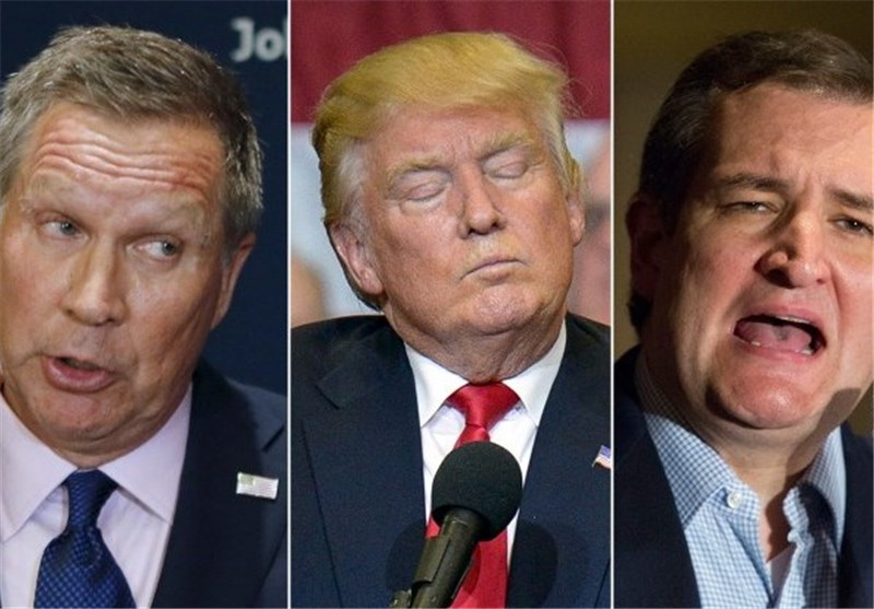 Ted Cruz, John Kasich Uniting to Block Donald Trump