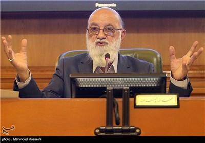 نشست خبری چمران رئیس شورای عالی استان ها