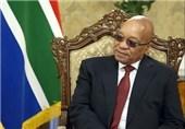 «زوما» با رای پارلمان رئیسجمهور آفریقای جنوبی باقی ماند