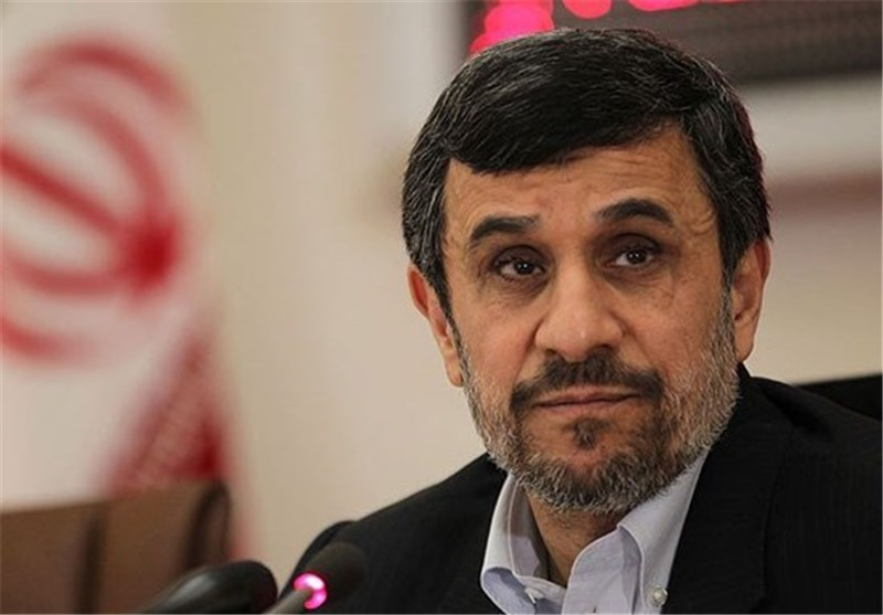 Former Iranian President Ahmadinejad Pens Letter to Obama