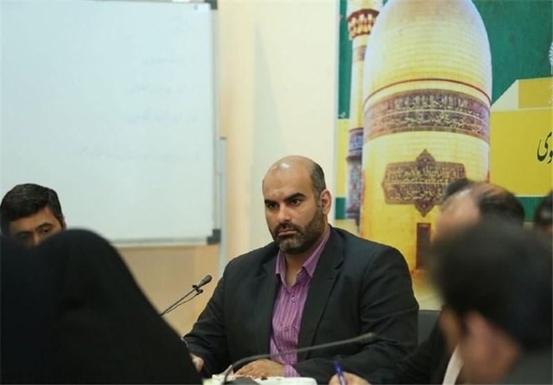 قرارگاه فرهنگی- رسانهای معینالضعفاء در صحن جامع حرم رضوی راهاندازی شد