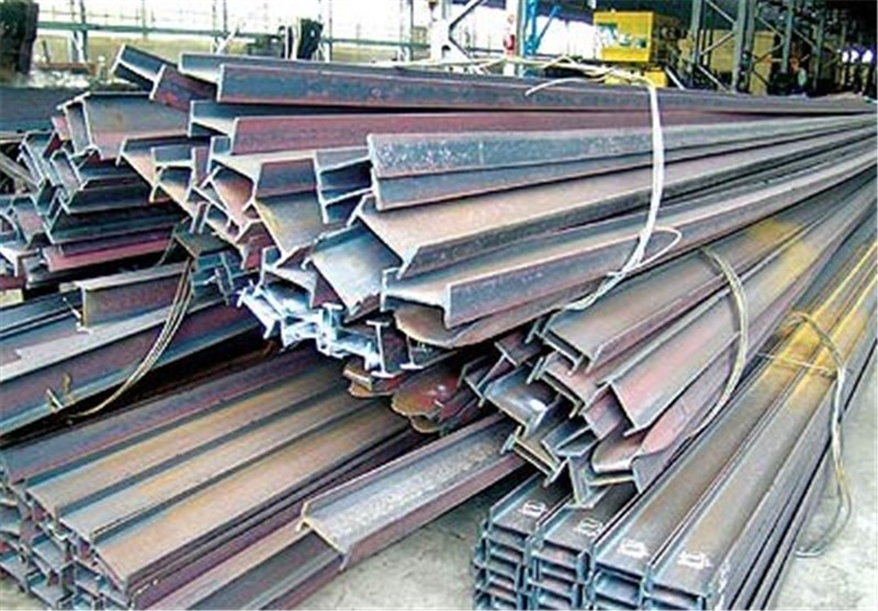 قیمت آهن بازار