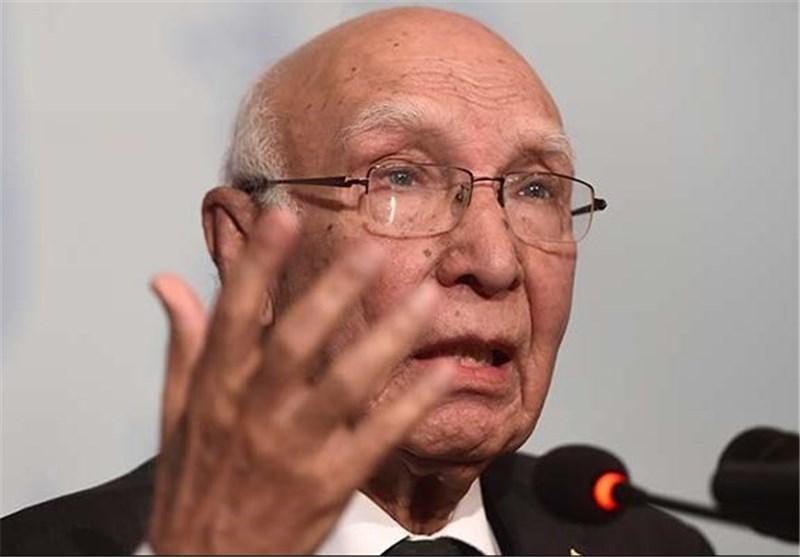 بھارت نے سارک سمٹ کو سبوتاژ کیا لیکن پاکستان ایسا نہیں کرے گا/ ہارٹ آف ایشیا کانفرنس میں مشیر خارجہ کی شرکت متوقع