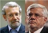 گزارش: دورخیز عارف و لاریجانی برای ریاست مجلس؟