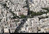 تصاویر هوایی از شهر تهران