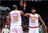لیگ NBA| شکست لیکرز در روز درخشش جیمز/ وریرز از سد جز گذشت