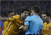 اعتراف ریتزولی به اشتباهش برای نگرفتن پنالتی بارسلونا در تقابل با اتلتیکو