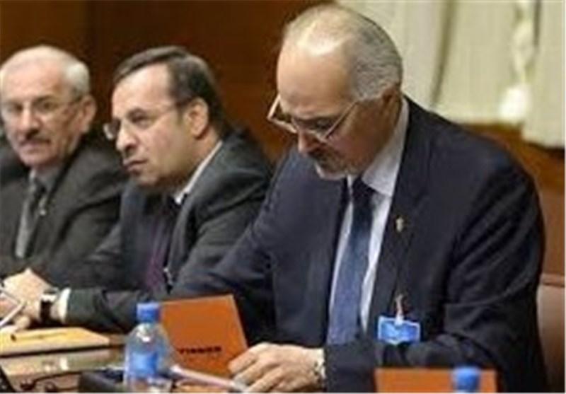 مذاکرات سوریه
