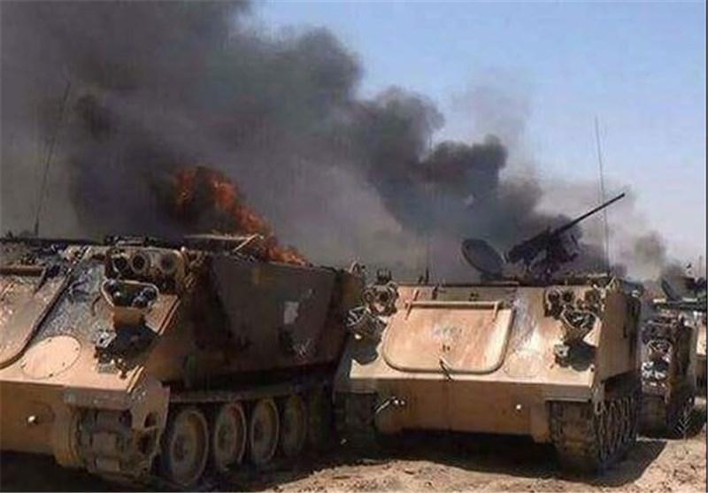 عربستان تلفات یمن