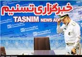 جانشین فرمانده نیروی دریایی ارتش از خبرگزاری تسنیم بازدید کرد