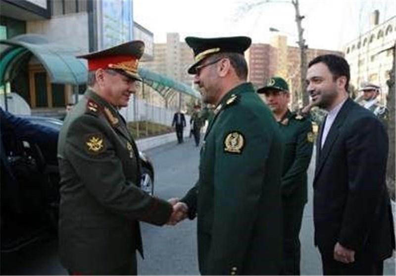 وزیر الدفاع الإیرانی یصل روسیا للمشارکة فی مؤتمر موسکو الدولی للأمن