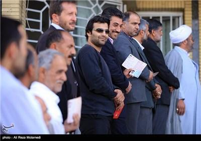 مرحله دوم انتخابات دهمین دوره مجلس شورای اسلامی - شهرستان کوهرنگ - چهارمحال و بختیاری