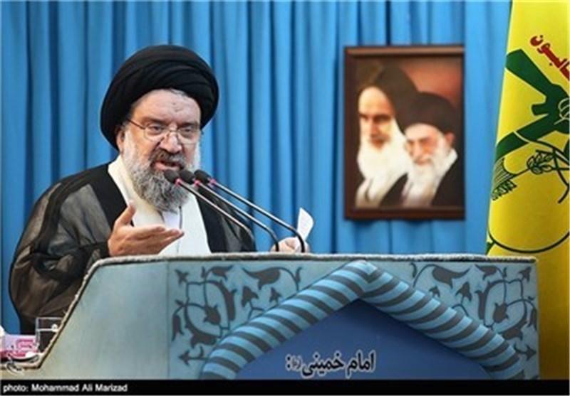 آیة الله خاتمی: آل سعود هم مجرمون فی فاجعة منى ویجب معاقبتهم