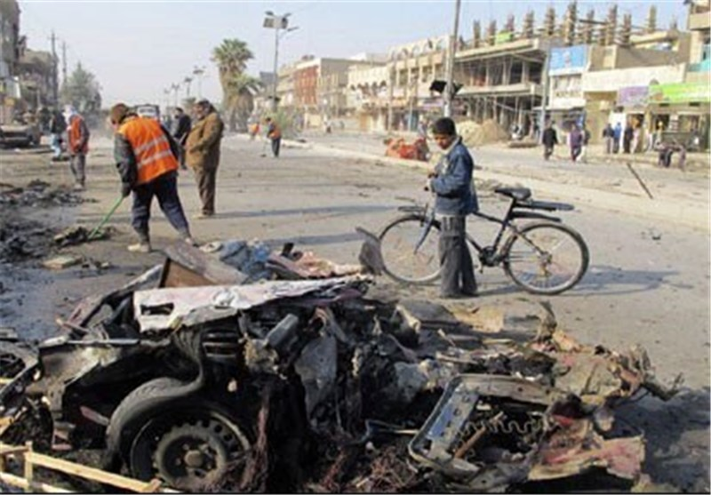 23 People Killed in Baghdad Car Bomb Attack