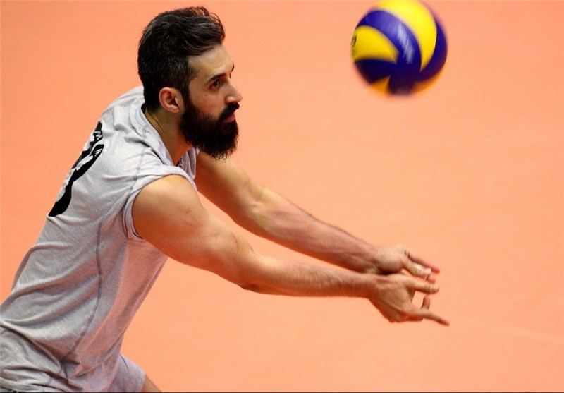 Iran Should Accept Loss against Italy: Saeid Marouf